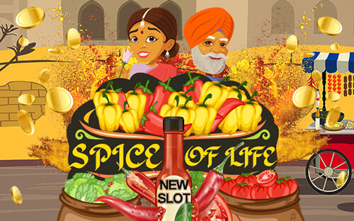 The Flavourful Spice of Life Video Slot