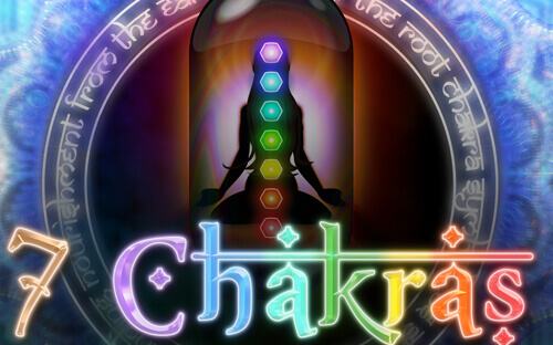 Unlock Your Power With The 7 Chakras Video Slot