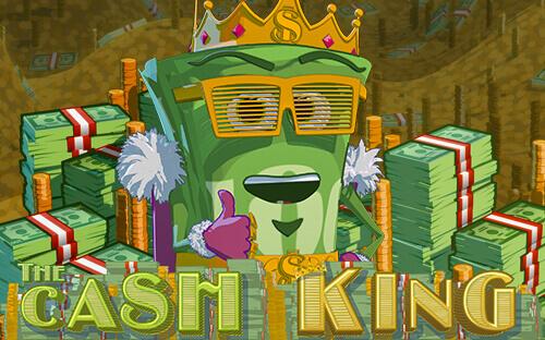Big Winnings on The Cash King Video Slot