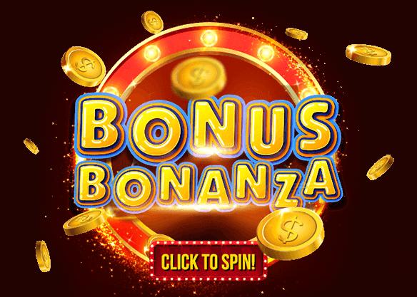 Bonus Bonanza Bonus Wheel